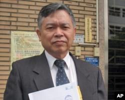 台湾法轮大法学会理事长张清溪