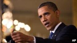 美国总统奥巴马2010年11月档案照