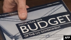 US Budget 2016