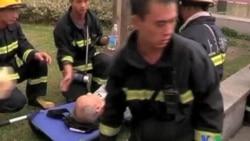 2011-09-27 粵語新聞: 上海地鐵相撞導致數十名乘客流血受傷
