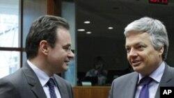 Σημαντική πρόοδο στην μείωση του ελλείμματος ανακοίνωσε η Ελληνική κυβέρνηση