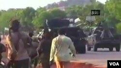 Boko Haram ta kai a Gwoza, 24 ga Agusta, 2014. (File Photo)