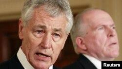 Kandidati za novog sekretara za odbranu i direktora CIA-e, Čak Hejgel i Džon Brenan