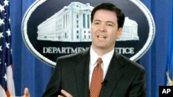 El abogado James Comey reemplazaría a Robert Mueller en uno de los puestos de mayor importancia dentro de la administración.