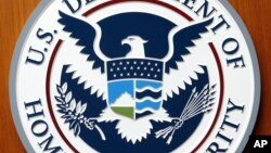 ABD İç Güvenlik Bakanlığı logosu