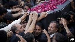 Suicide Blasts Rock Pakistan