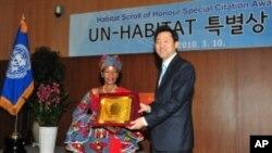 [안녕하세요. 서울입니다] 서울시, UN 해비타트 (UN-HABITAT)특별상 수상