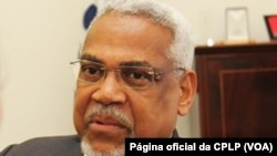 Murage Issac Murargy, secretário executivo da CPLP