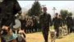 2012-08-05 美國之音視頻新聞: 玻利維亞緝毒犬加入反毒任務