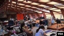 Kuća Frenka Lojda Rajta Talesin Vest u Arizoni
