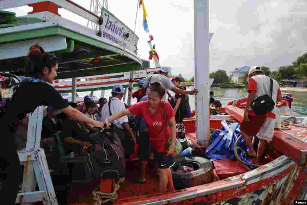 خدشہ ظاہر کیا جارہا ہے کہ تیل کے اس رساؤ کے نہ صرف تھائی لینڈ کی سیاحت پر بلکہ سمندری حیات پر بھی اس کے شدید مضر اثرات مرتب ہوسکتے ہیں۔