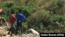 Lixo e águas paradas invadem Malanje - 1:51