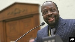 Wyclef Jean (file photo)