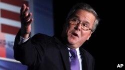 Jeb Bush dijo que no ha decidido aún si se postula o no a la presidencia con vista a las elecciones de 2016.