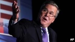 Jeb Bush señaló que a su juicio el senador Marco Rubio está calificado para ser vicepresidente del país.