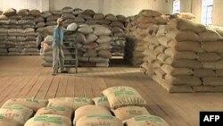 Skladište kafe u Gari u Brazilu