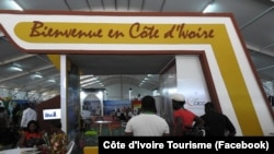 Lors du SITA 2019, à Abidjan, en Côte d'Ivoire, le 29 avril 2019. (Facebook/Côte d'Ivoire Tourisme)