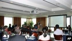 乔治华盛顿大学举行台湾研讨会