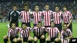 Klub Athletic Bilbao, Spanyol berhasil mengalahkan klub Schalke 4-2 pada putaran pertama perempat final lalu.