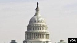 Los disparos se dieron en uno de los costados del Capitolio, en Washington DC.