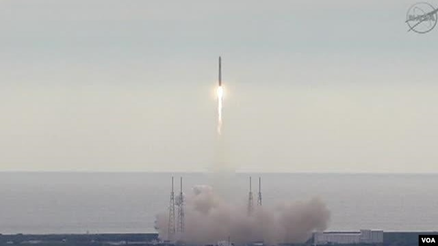 Dragon Resupply Capsule Launches