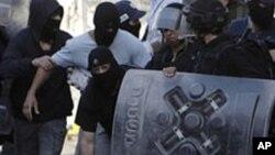 فلسطنیوں اور اسرائیلی پولیس میں جھڑپیں