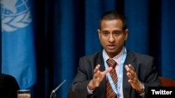 احمد شهید گزارشگر ویژه سازمان ملل متحد در امور حقوق مذهبی - آرشیو