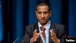 احمد شهید، گزارشگر ویژه سازمان ملل در امور حقوق بشر ایران