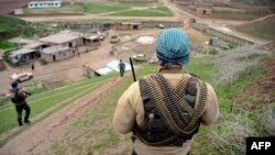 نیروهای امنیتی در بادغیس (عکس از آرشیف)