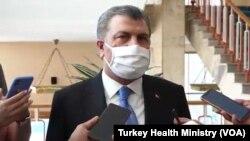 29 Haziran 2021 - Sağlık Bakanı Fahrettin Koca gazetecilerin sorularını yanıtladı