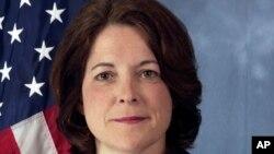 여성으로는 처음으로 미국 대통령 비밀경호국장으로 임명된 줄리아 피어슨.
