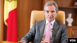 Kryeministri i Moldavisë Iurie Leanca