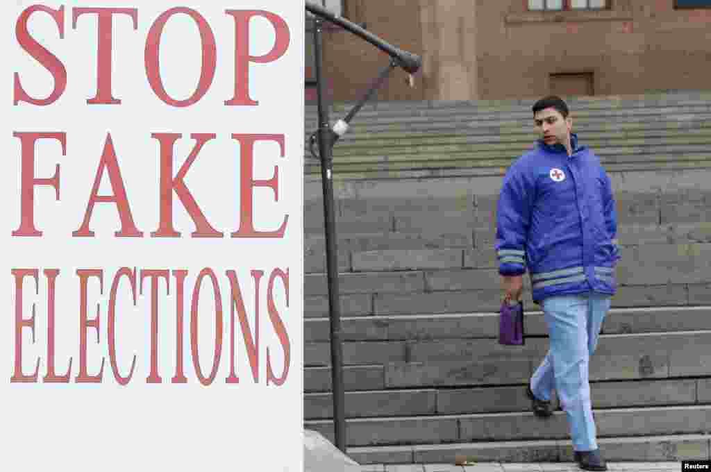 Հայաստանում 2013 թվականի նախագահական ընտրություններ և հետընտրական շրջան