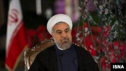 Hassan Rohani, le président iranien