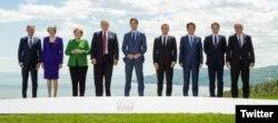 """Лідери """"Великої сімки"""" у 2018 році"""