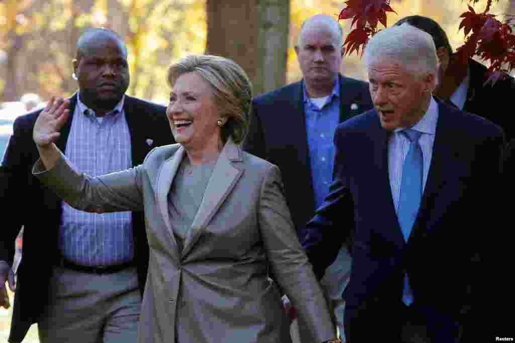 Umukandida Hillary Clinton