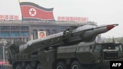 Bắc Triều Tiên bị cáo buộc vẫn bán kỹ thuật phi đạn đạn đạo cho các nước ở Trung Đông bất chấp các biện pháp chế tài của Liên hiệp quốc