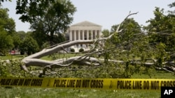US Storms Knock Out Power for Millions