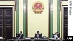 VN giữ nguyên các bản án đối với 3 nhà bất đồng chính kiến