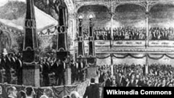 Nobel Prize Ceremony 1901