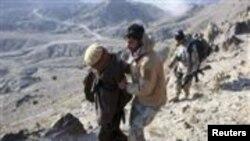 پکتیکا کې د طالبانو خلاف د افغان ځواکونو کاروائي