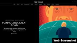 《纽约客》截图