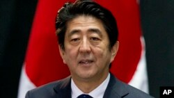 Thủ tướng Nhật Bàn Shinzo Japan