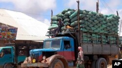 More than $25 million worth of charcoal is delivered each year by truck to Kismayo and the al-Shabab-controlled port of Barawe for export to the United Arab Emirates and other Middle Eastern ports in violation of UN sanctions.