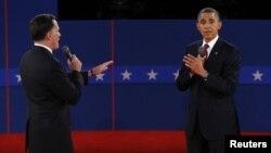 President Barack Obama na Mitt Romney, igihe c'impari za Politike zigira kabiri
