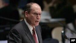 유엔 주재 미국대사 로널드 고다르