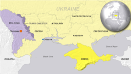 Trans-Dniester, Odessa, Moldova, Crimea and Ukraine (CLICK TO EXPAND)