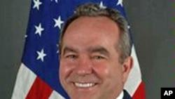 美国国务院负责东亚和太平洋事务的助理国务卿坎贝尔