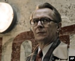 "Gary Oldman in a scene from ""Tinker,Tailor,Soldier,Spy"""