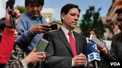 El presidente del Tribunal Supremo Electoral de Bolivia, Salvador Romero, fijó para el 3 de febrerola fecha de cierre para que los partidos políticos inscriban a sus candidatos de cara a las elecciones generales de mayo próximo.